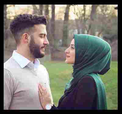 Husband wife relationship Majeed Khan