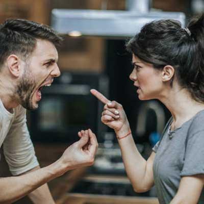 How can I control my husband